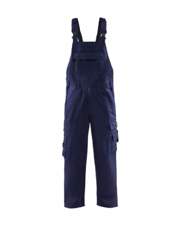 Blaklader 2824 Anti-Flame Bib Trouser (Navy Blue)